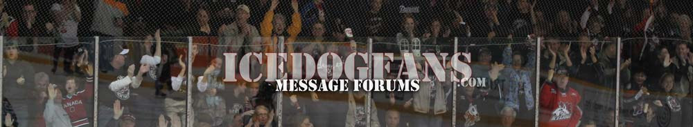 Niagara IceDogs Fan Forum !